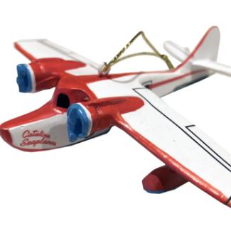 Catalina Seaplane Ornament