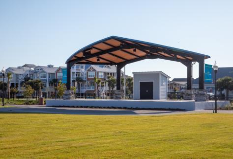Ocean Isle Beach Town Center Park 8583