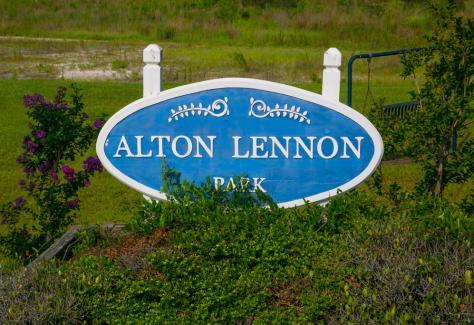 Alton Lennon Park TDA