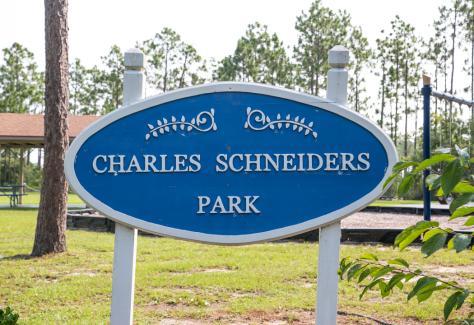 Charles Schneider's Park