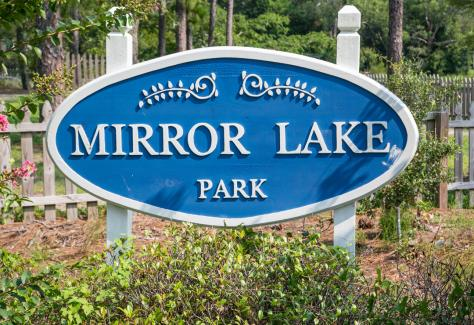 Mirror Lake Park TDA