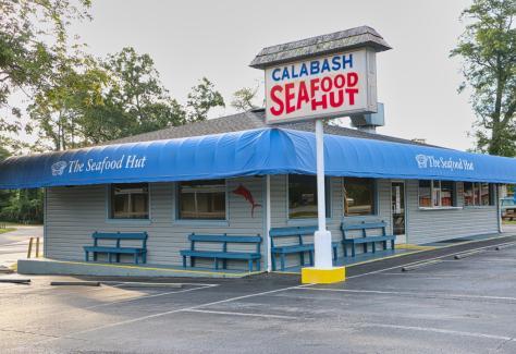 Calabash Seafood Hut exterior