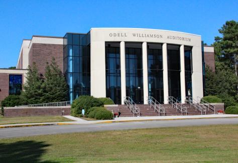 Odell Williamson Auditorium_Brunswick Community College