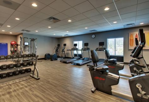 Hampton Inn and Suites_fitness center