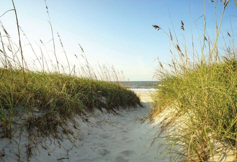 Oak Island Accommodations_beach