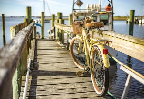 Oak Island Accommodations_bike