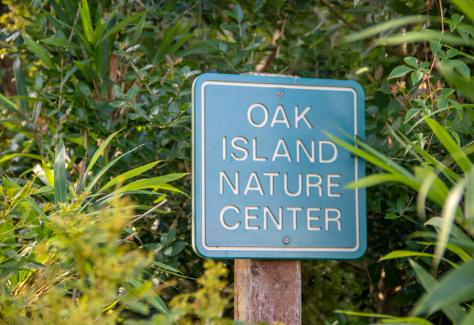 oak island nature center