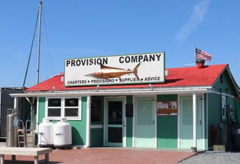 Provision Company Southport-bctda