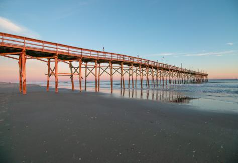 Ocean Isle Beach Pier BCTDA 9201