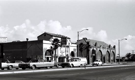 The Golden Bear in 1960
