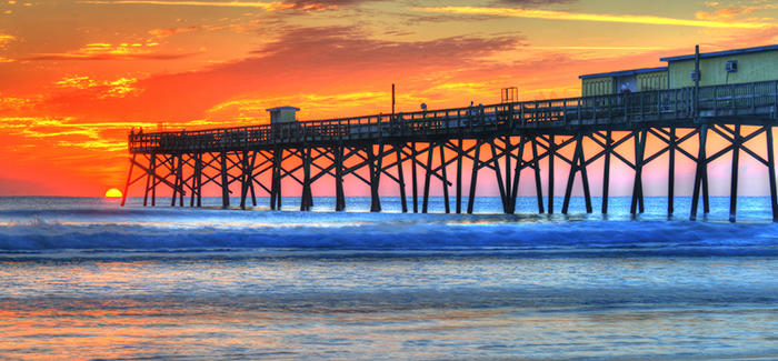 Top 6 Places To Watch The Sunrise In Daytona Beach