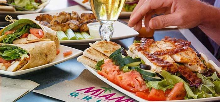 Miami Grill & Bar food photo