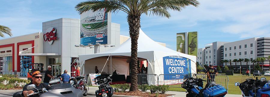 Biketoberfest Welcome Center