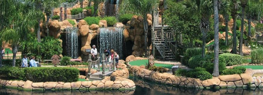 Congo River Miniature Golf Course