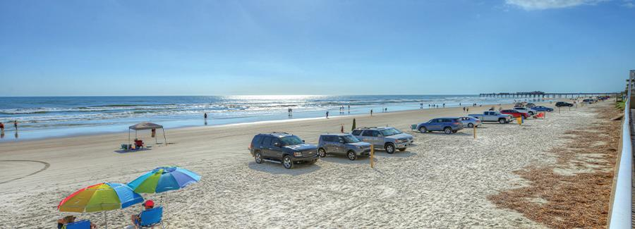 Beach driving is one of the most popular and iconic activities beachgoers have come to enjoy as part of their Daytona Beach vacation tradition