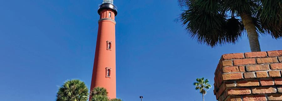 Florida's tallest lighthouse, Ponce Inlet Lighthouse, is a must-see National Historic Landmark