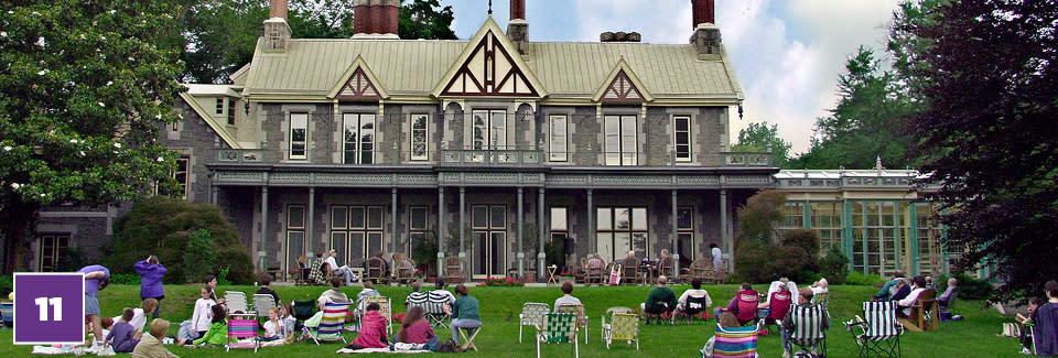 Rockwood Mansion