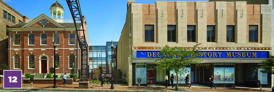 Delaware History Musseum