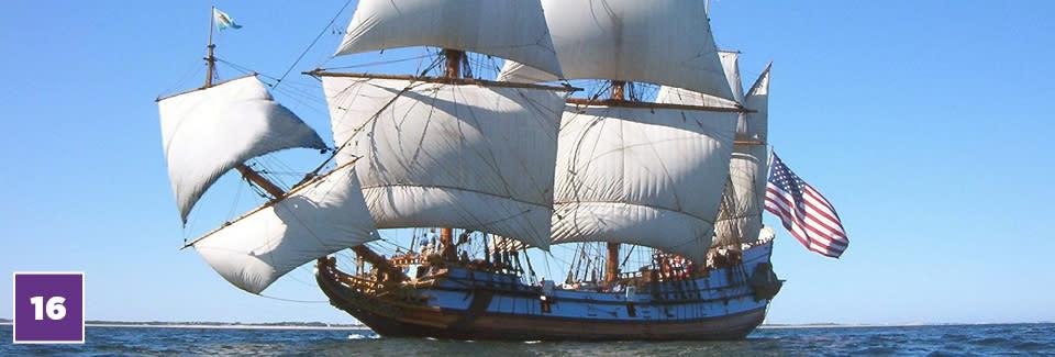 20 for 20 #16 Kalmar - Sail Ship