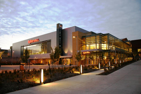 Hy-Vee Hall at the Iowa Events Center