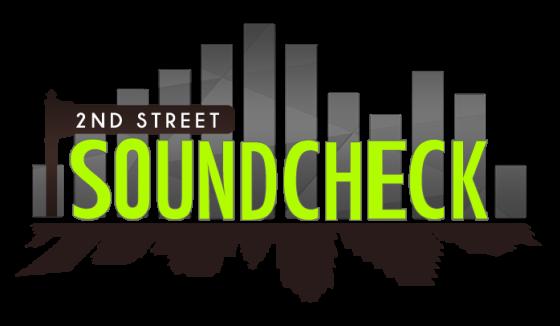 2nd Street Soundcheck