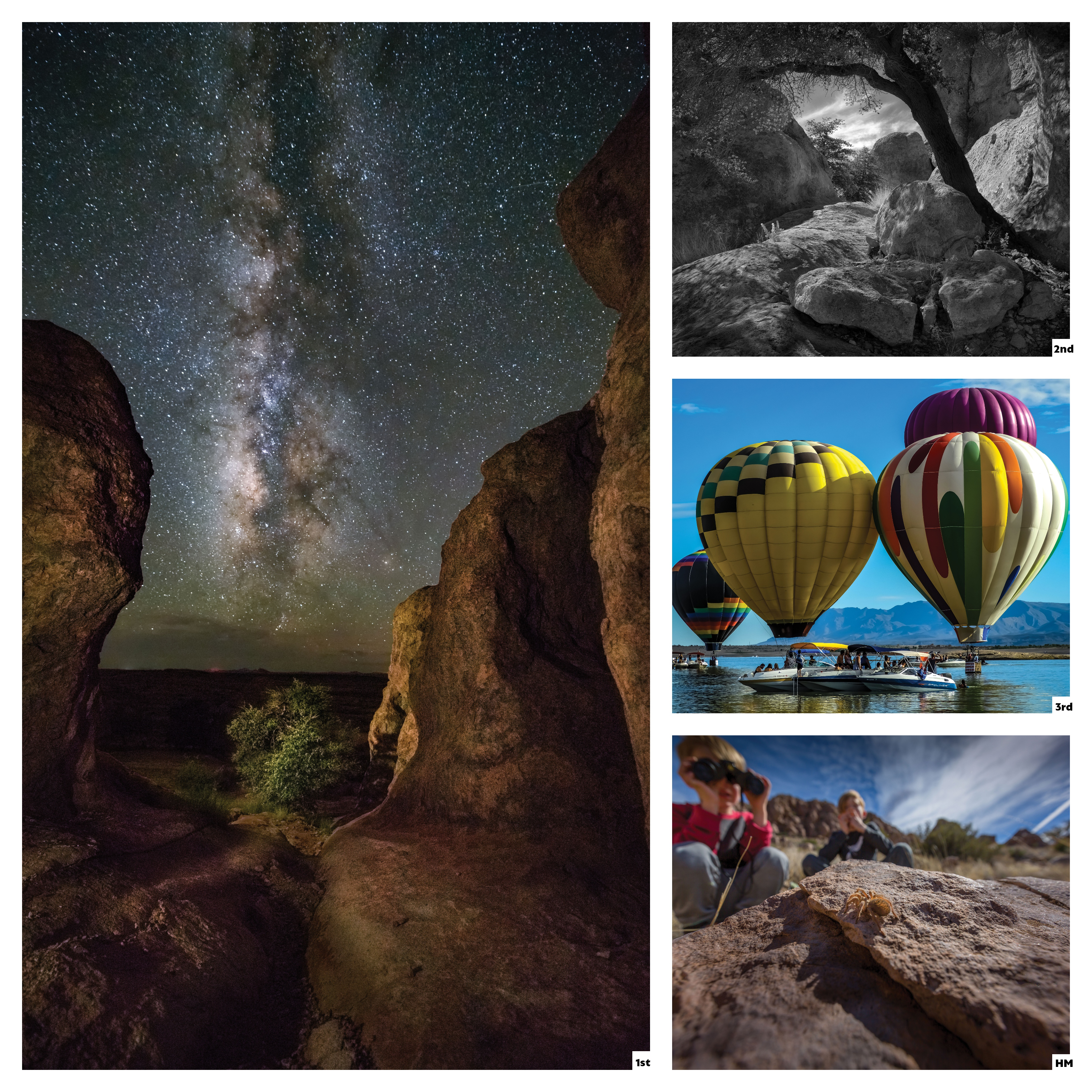 New Mexico Magazine Photo Contest: State Park Category