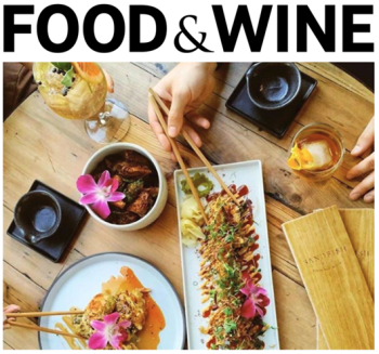 Communications Food & Wine Magazine