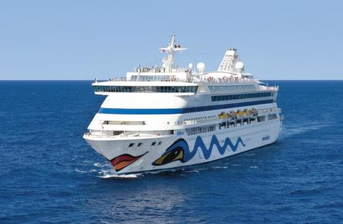 German cruise line AIDA makes Tampa Bay a port of call starting Dec. 17.