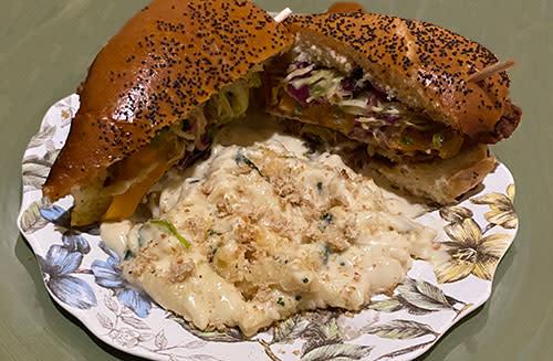 Cork & Pig Mac N Cheese