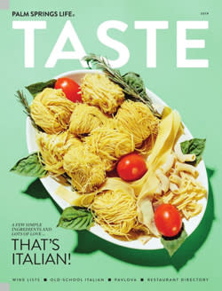 Taste Annual Guide 2019 Cover