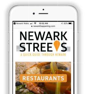 Newark Walks – Streetography