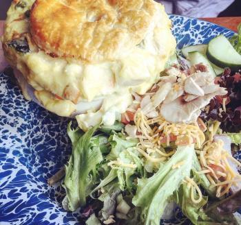 The Morgan House Chicken Pot Pie