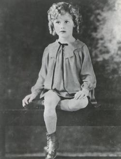Ava Gardner 4 years old from Smithfield, NC.