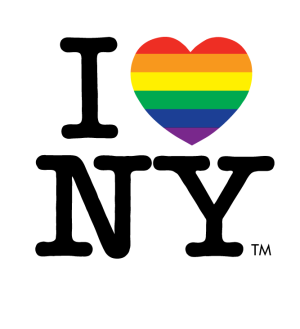 LGBT Logo transparent stacked