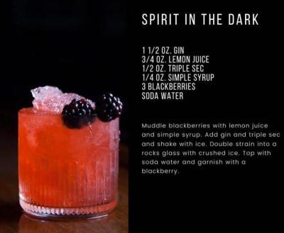 Marriott Cocktail