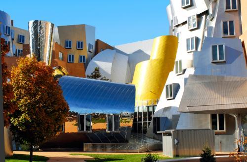 releases MIT building