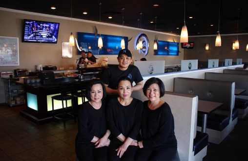 A-Tan Asian Bistro & Sushi Bar