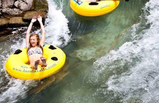 Landa Falls