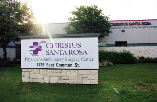 CHRISTUS Physicians Ambulatory Surgery Center New Braunfels