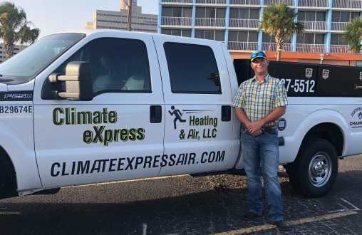 Climate Express Home Services