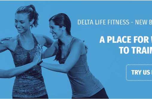 Delta Life Fitness - New Braunfels
