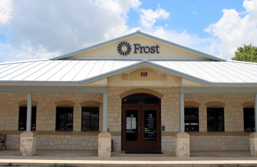 Frost Bank - New Braunfels