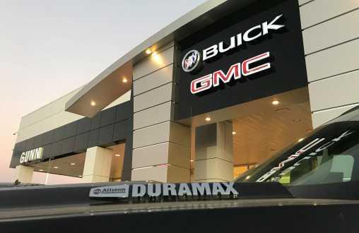 Gunn Buick - GMC