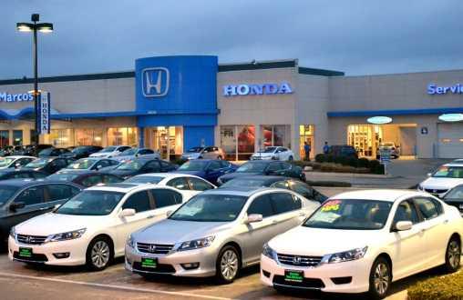 Honda of San Marcos
