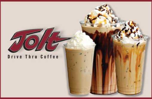 Jolt Drive Thru Coffee