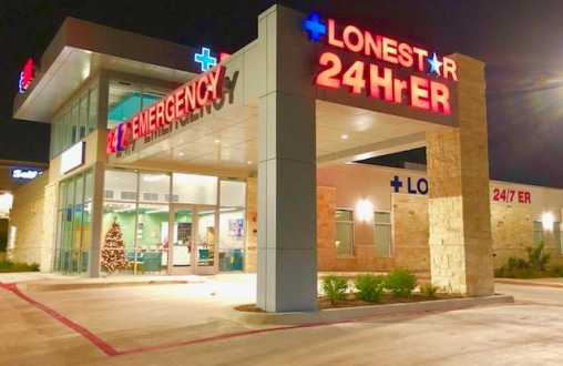 Lonestar 24HrER
