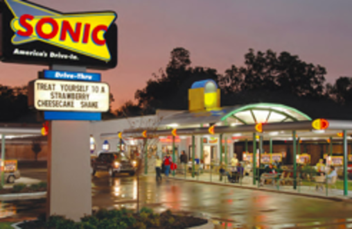 Sonic Drive In #127
