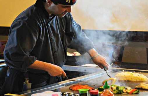 Bonzai Japanese Steak and Sushi