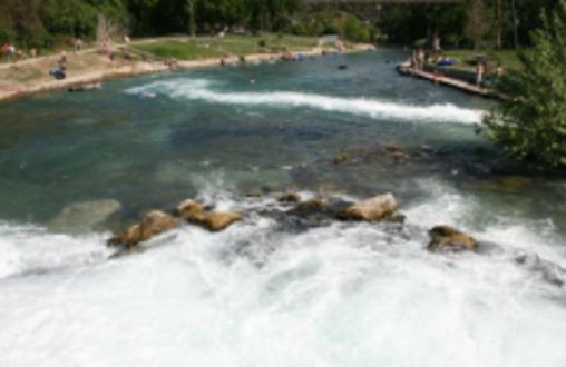 Landa River Trips