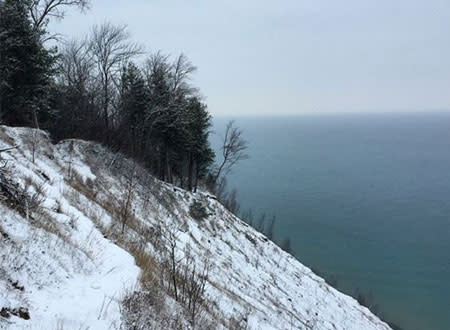 Pyramid Point: Sleeping Bear Dunes